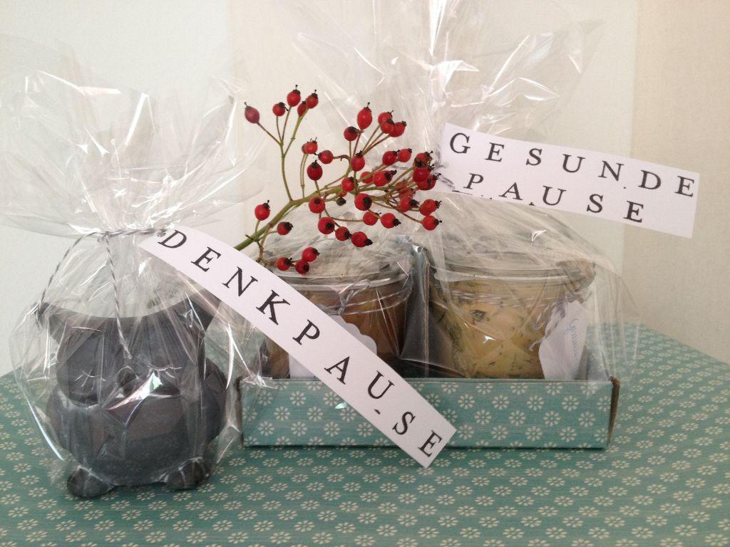 diy geburtstagsgeschenk gesunde pause rosarot hochzeiten und feste. Black Bedroom Furniture Sets. Home Design Ideas