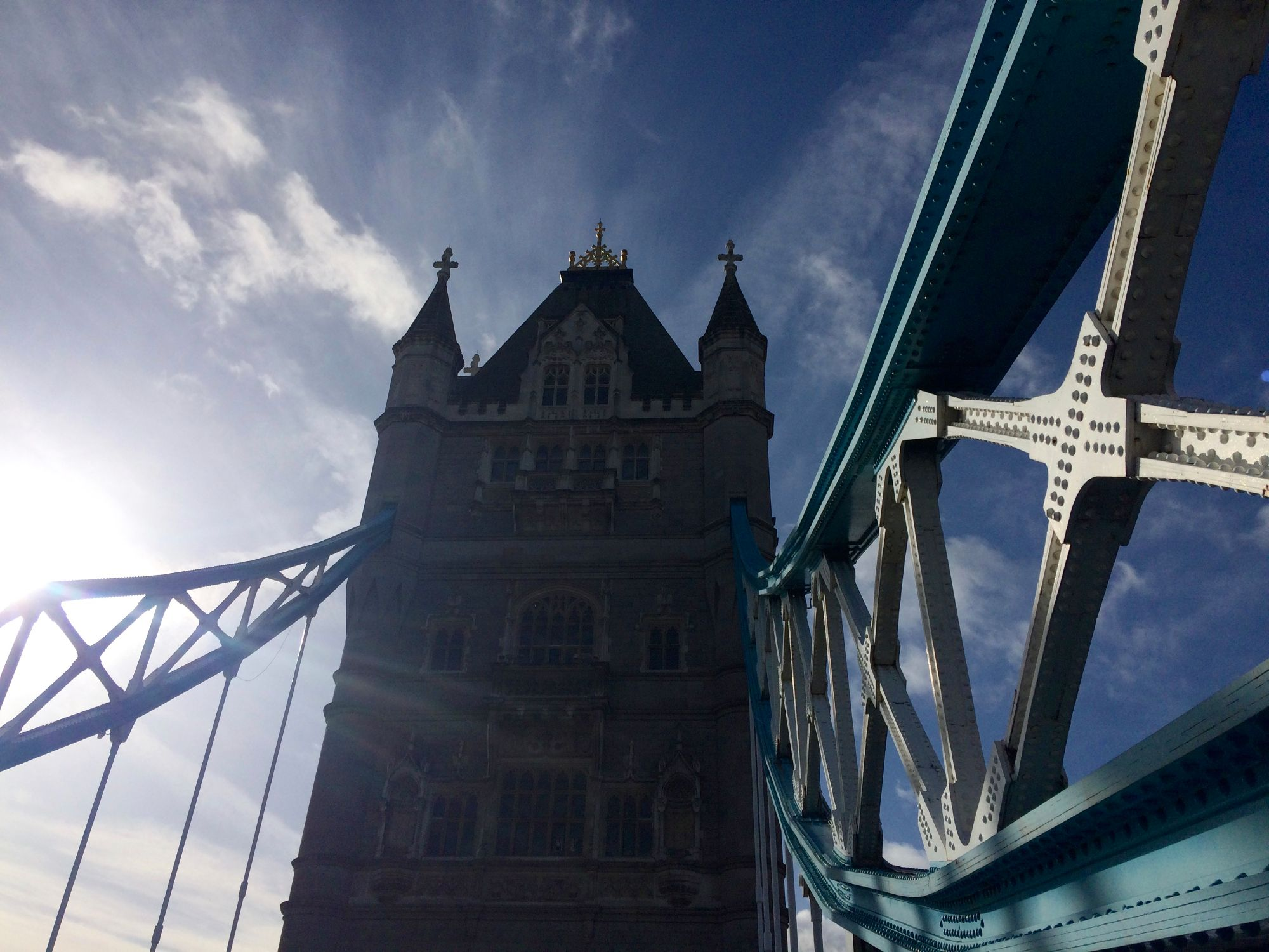 London – I'm loving it!
