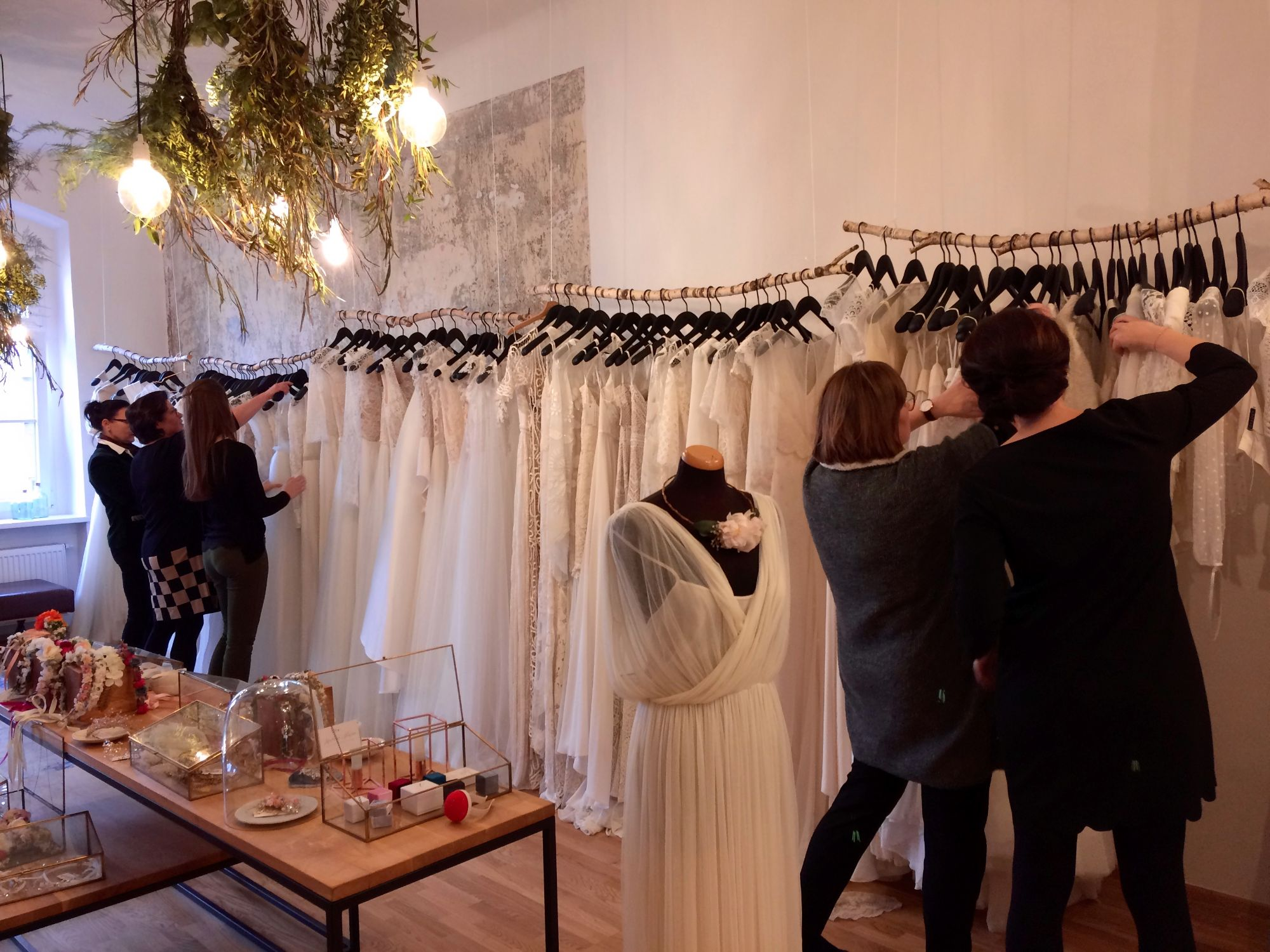 Emotionales Erlebnis Brautkleidkauf