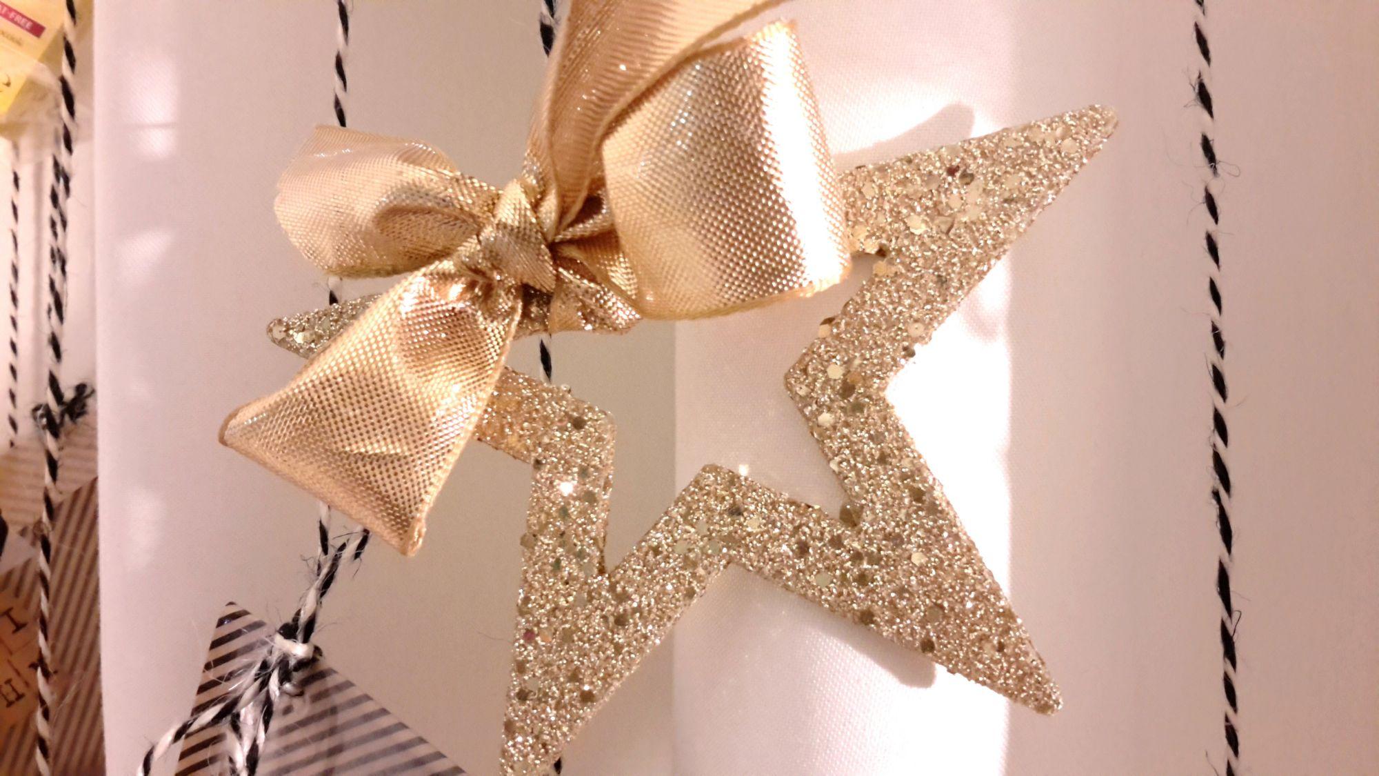 DIY: Schnell noch einen Adventkalender gebastelt