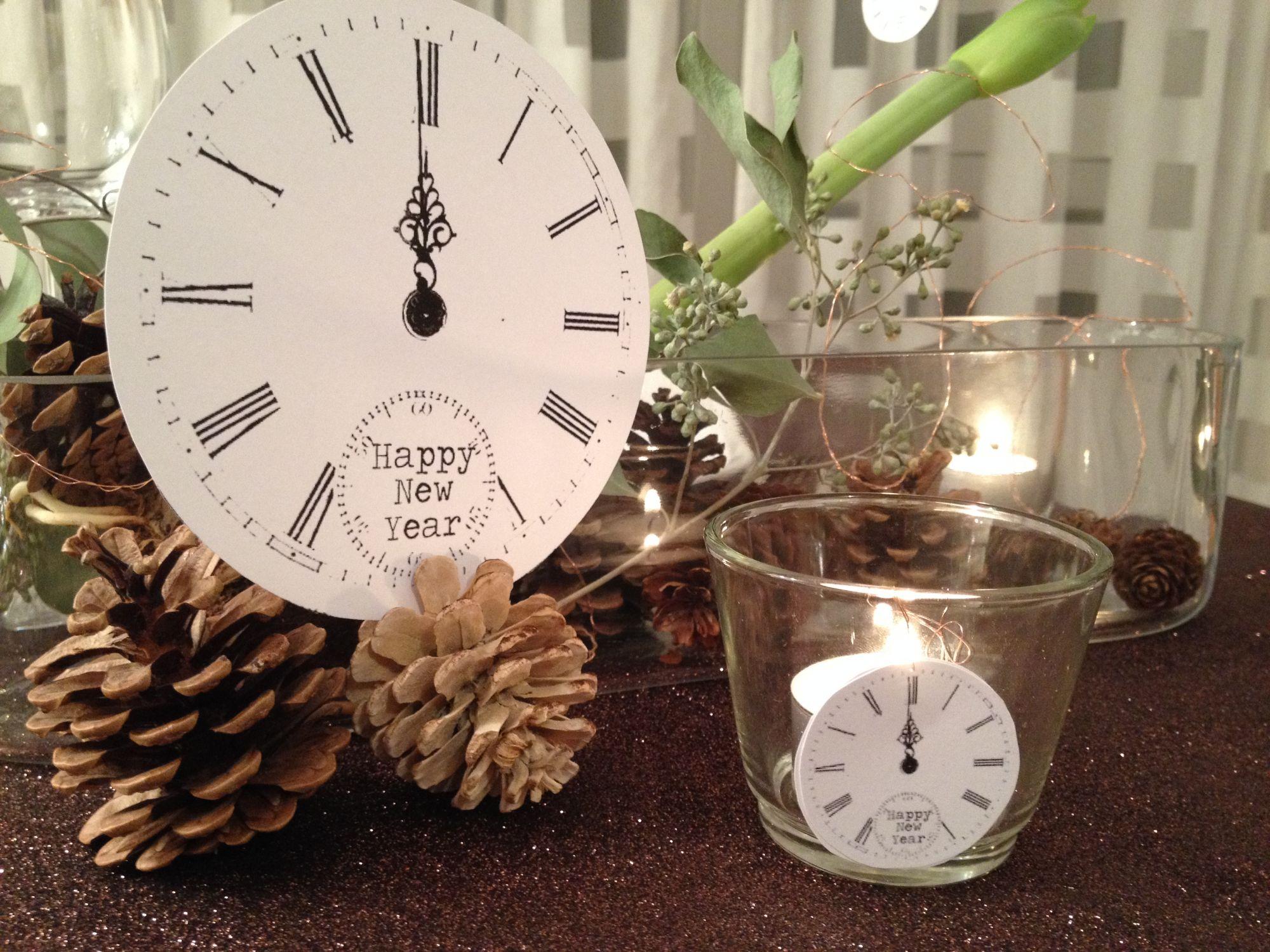 Silvester – der Countdown läuft