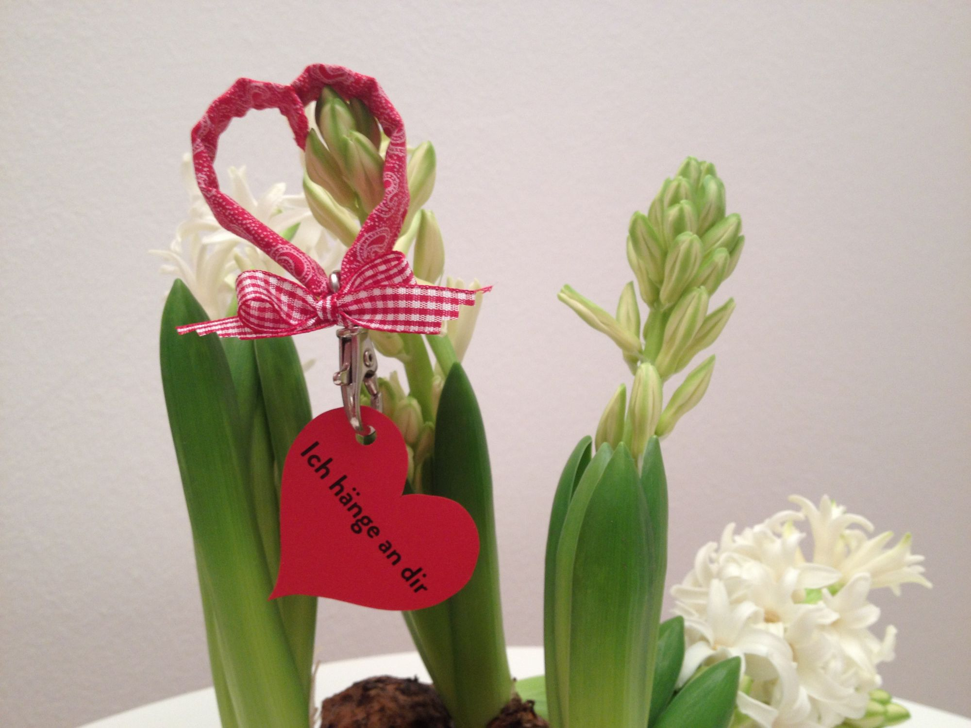 DIY: Herziger Schlüsselanhänger zum Valentinstag