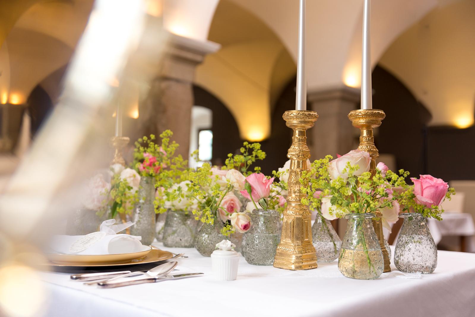 Vorbereitungen zu Aschenputtels Hochzeit