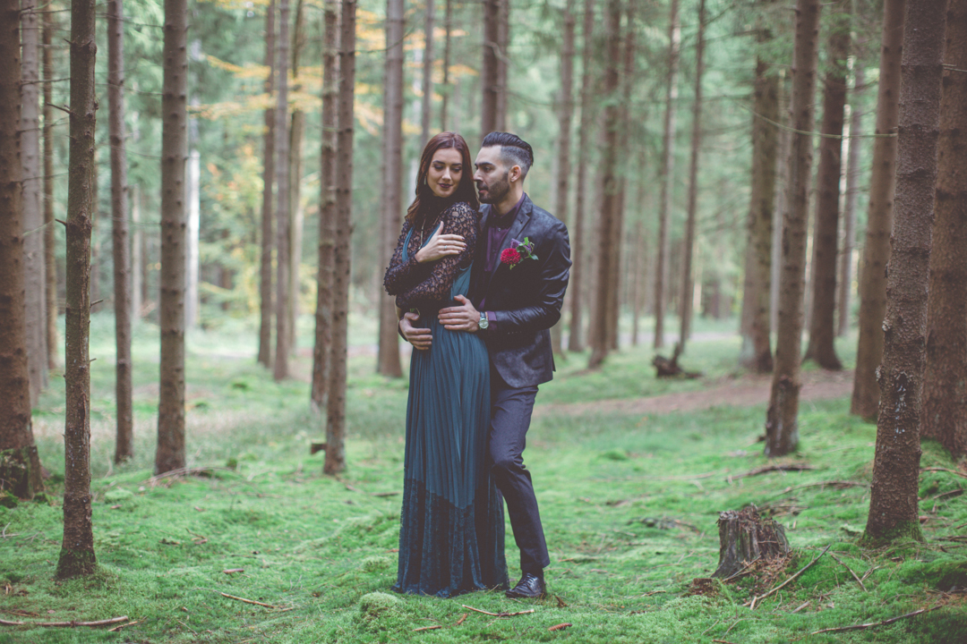 Styled Shooting: Among the Trees